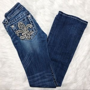 Miss Me Bootcut Denim Jeans
